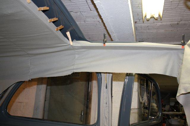 ma peugeot 203 de 1955 le ciel de toit partie 2. Black Bedroom Furniture Sets. Home Design Ideas